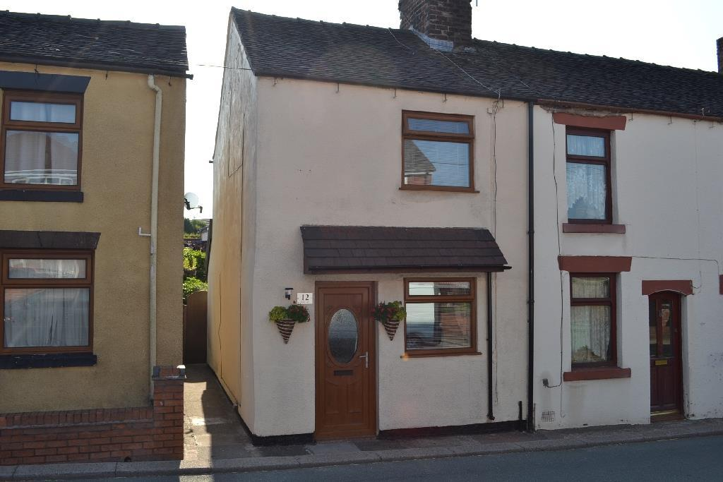 1 Bedroom Terraced House for sale in Chapel Lane, Harriseahead