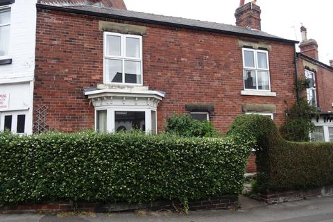 2 bedroom terraced house to rent - 81 South View Crescent, Sheffield S7 1DG