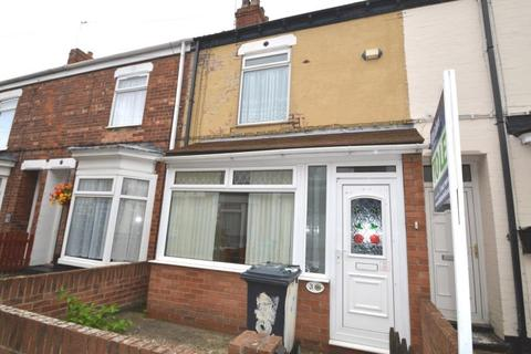 3 bedroom terraced house to rent - 3 Northfield Villas, Rosmead Street, Hull, HU9 2UA