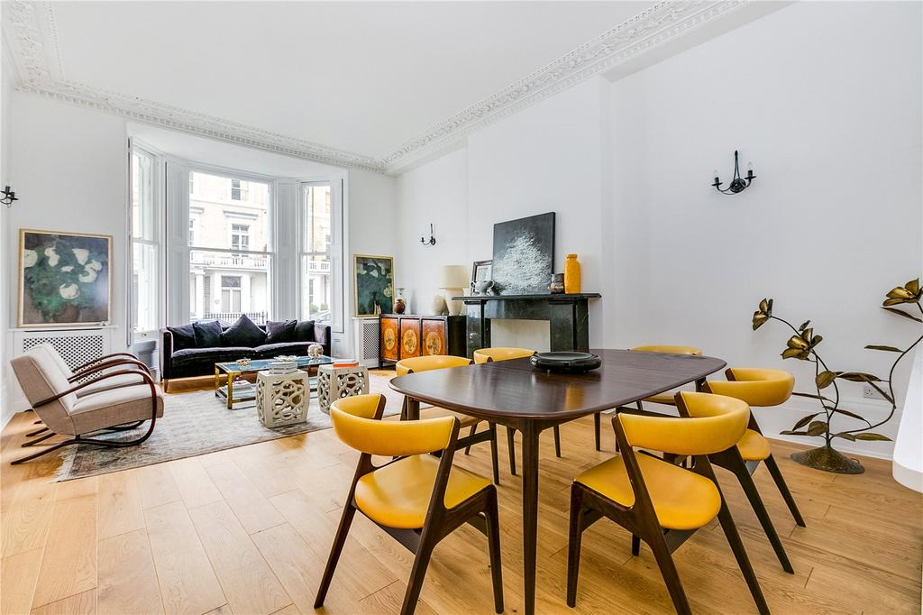 2 Bedrooms Flat for sale in Elvaston Place, South Kensington, London