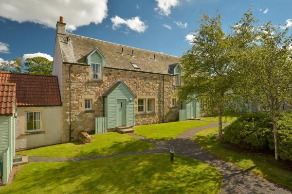 3 Bedrooms Terraced House for sale in No. 7 Balmashie Cottages, St. Andrews, Fife, KY16