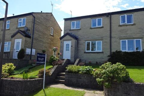 2 bedroom semi-detached house to rent - Overcroft Rise, Totley, Sheffield