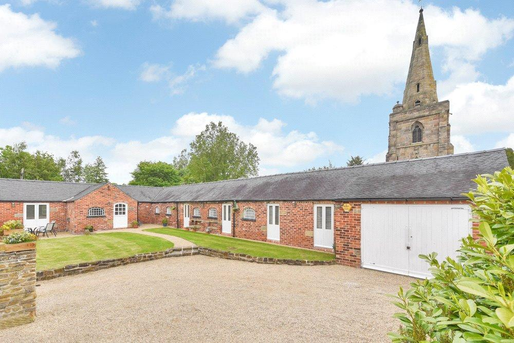 4 Bedrooms Barn Conversion Character Property for sale in Church Street, Denby Village, Ripley