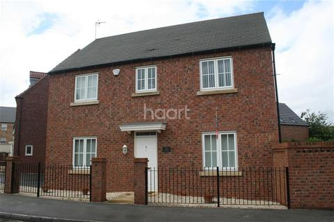 4 bedroom detached house to rent - Attenborough Close, Wigston