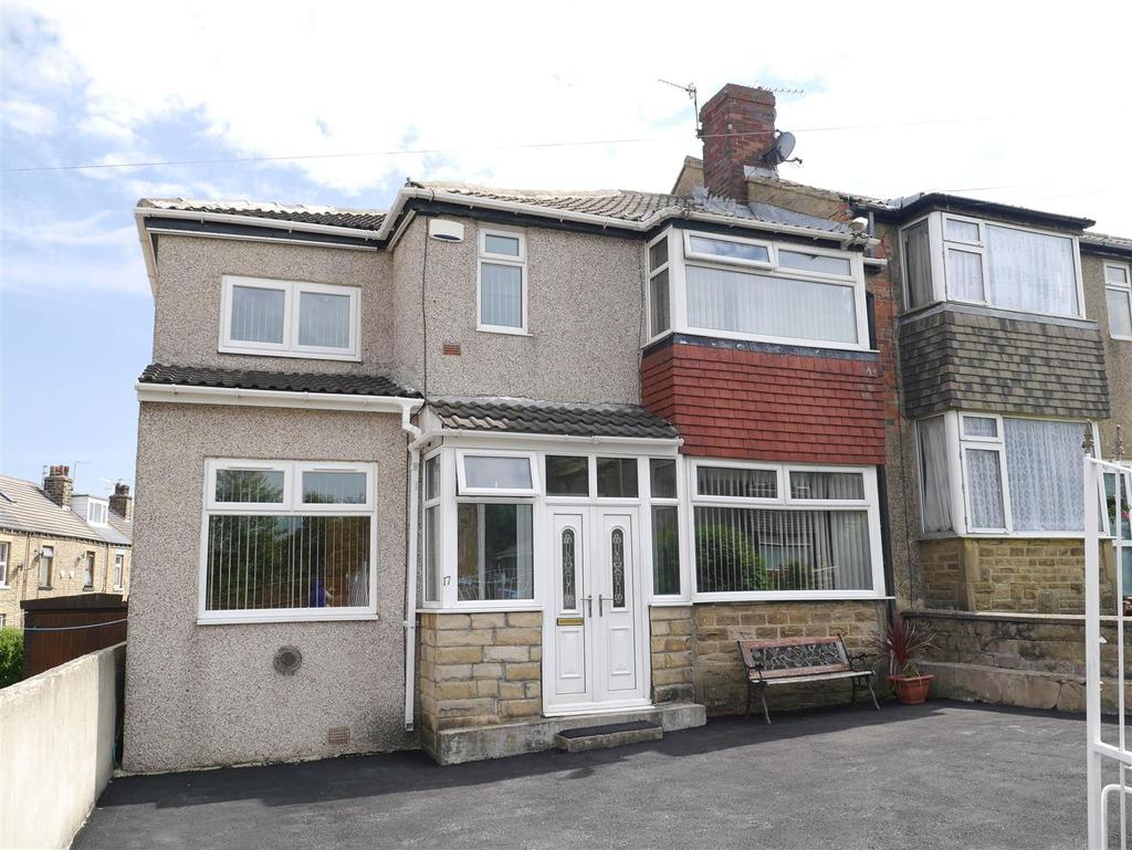 5 Bedrooms Semi Detached House for sale in Flockton Grove, East Bowling, Bradford 4