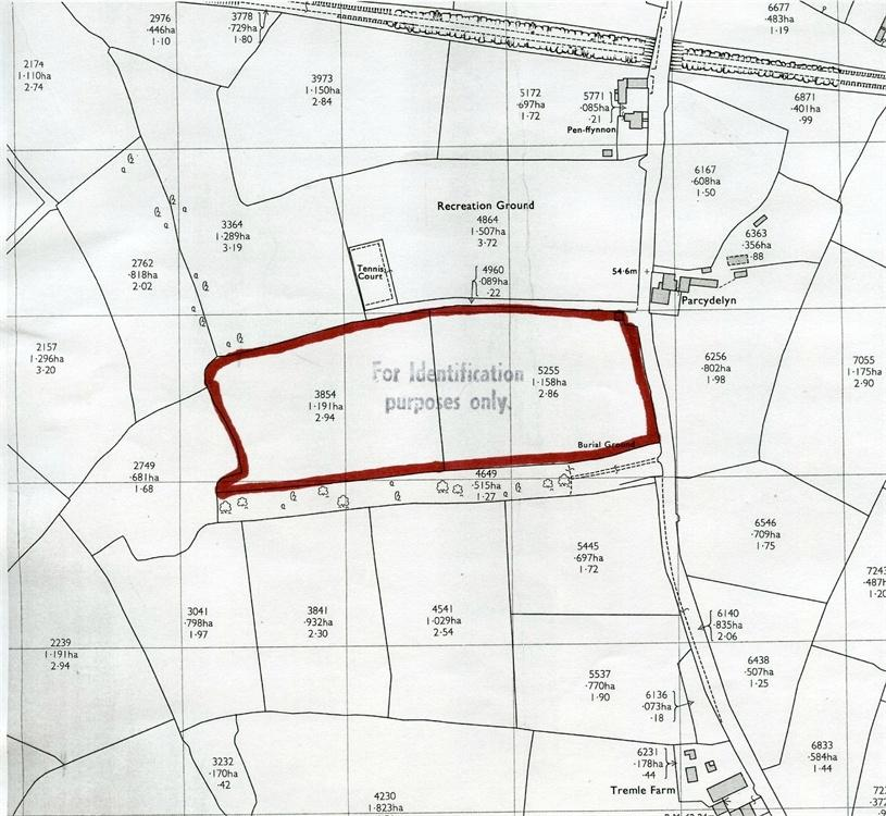 5 8 Acres Land Next To Sports Pitch Rhoshill Road Cilgerran