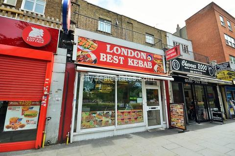 Restaurant for sale - Uxbridge Road, Shephers Bush W12