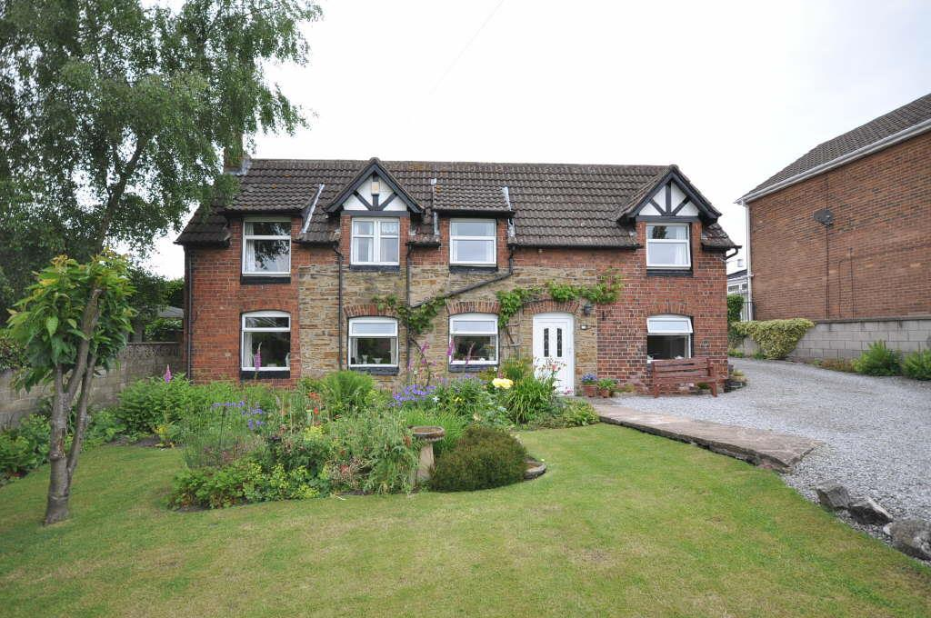 3 Bedrooms Detached House for sale in Mansfield Road, Selston