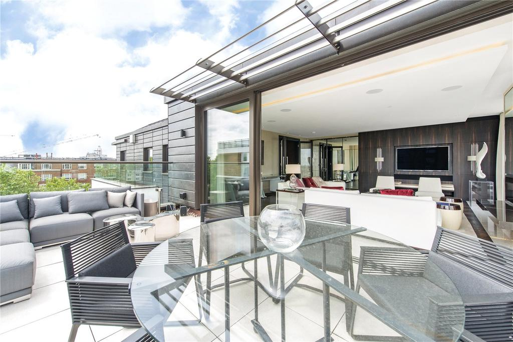4 Bedrooms Penthouse Flat for rent in Queens Court, 4-8 Finchley Road, NW8
