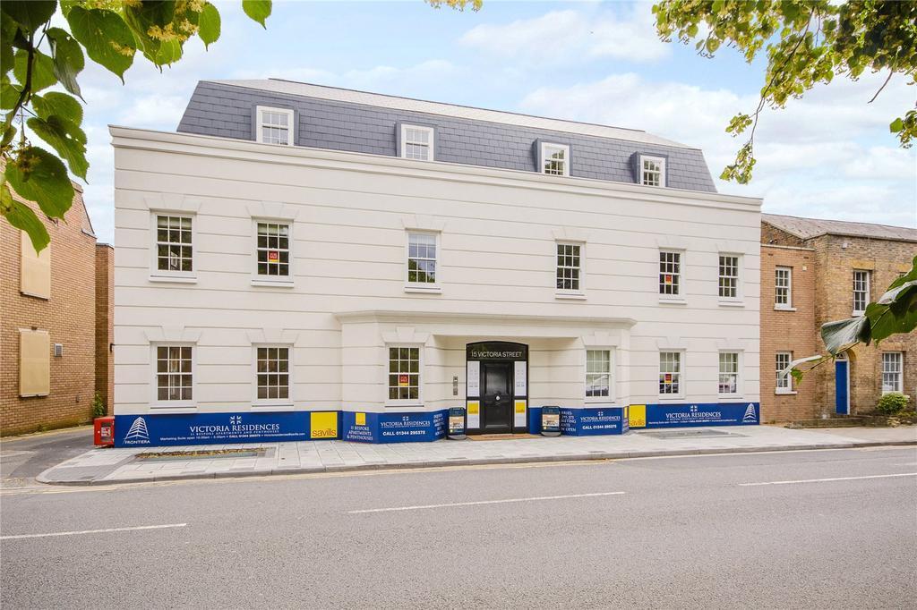2 Bedrooms Flat for sale in Victoria Street, Windsor, Berkshire, SL4