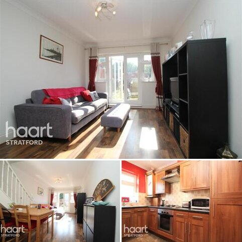 1 bedroom end of terrace house to rent - Chobham Road, Stratford, E15