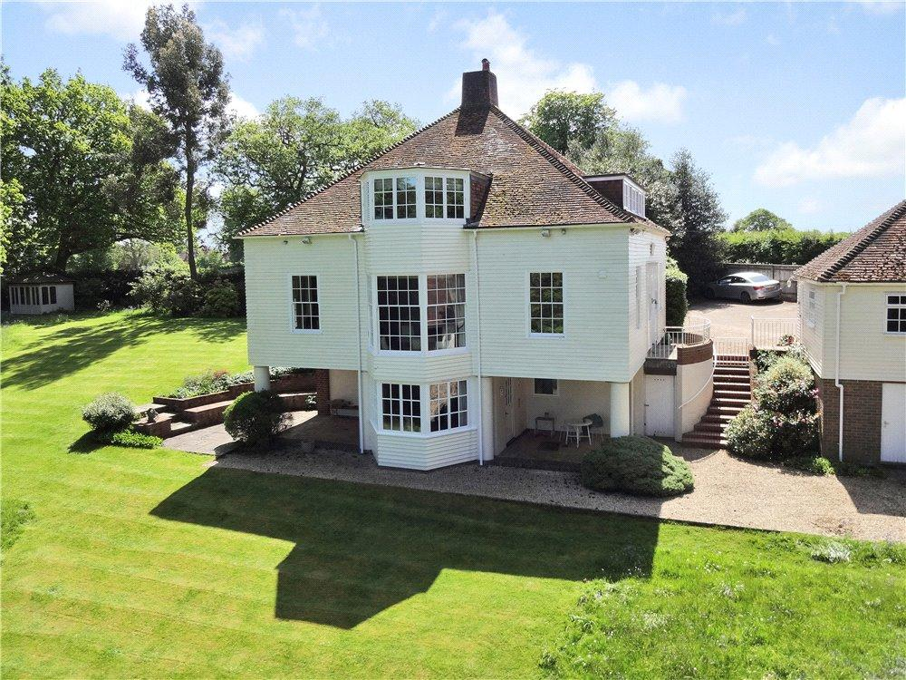 5 Bedrooms Detached House for sale in Rotherfield Greys, Henley-On-Thames, Oxfordshire, RG9