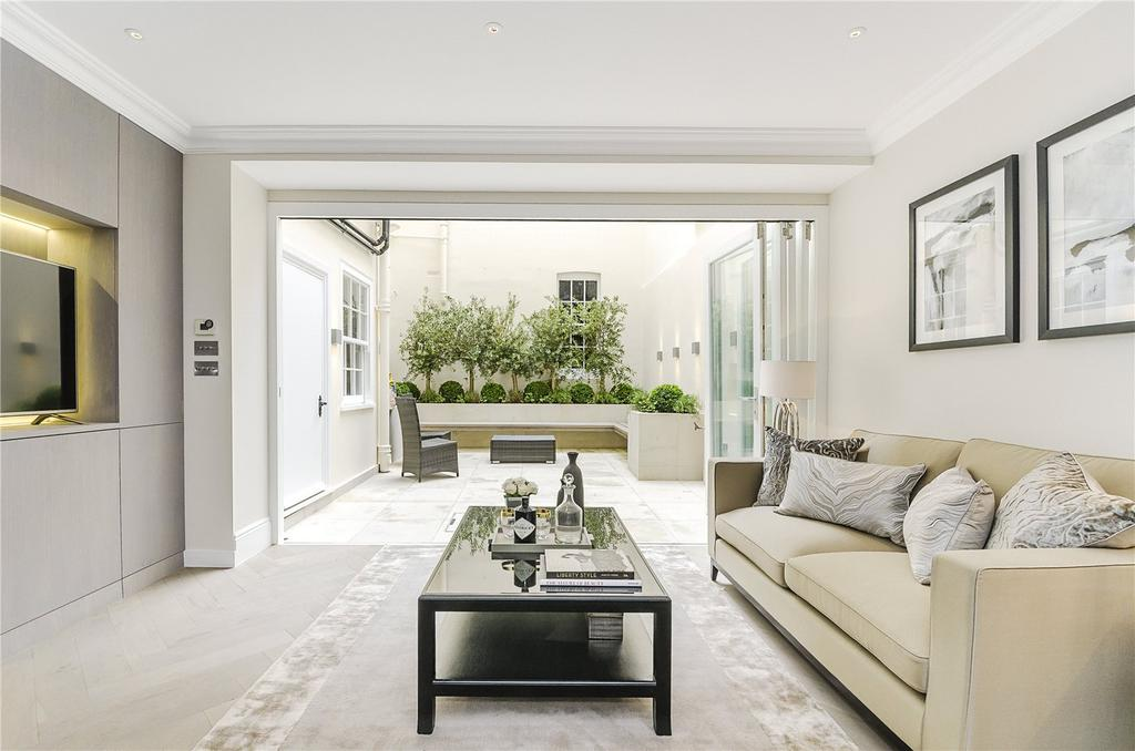 2 Bedrooms Flat for sale in Eaton Place, Belgravia, London