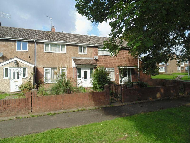 3 Bedrooms Terraced House for sale in Trevine Path, Fairwater, Three Bedrooms