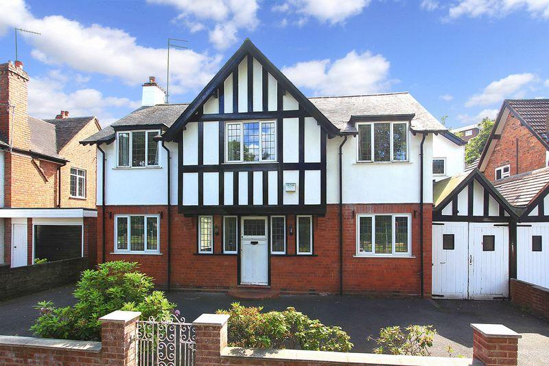 4 Bedrooms Detached House for sale in WEST PARK, Park Road West
