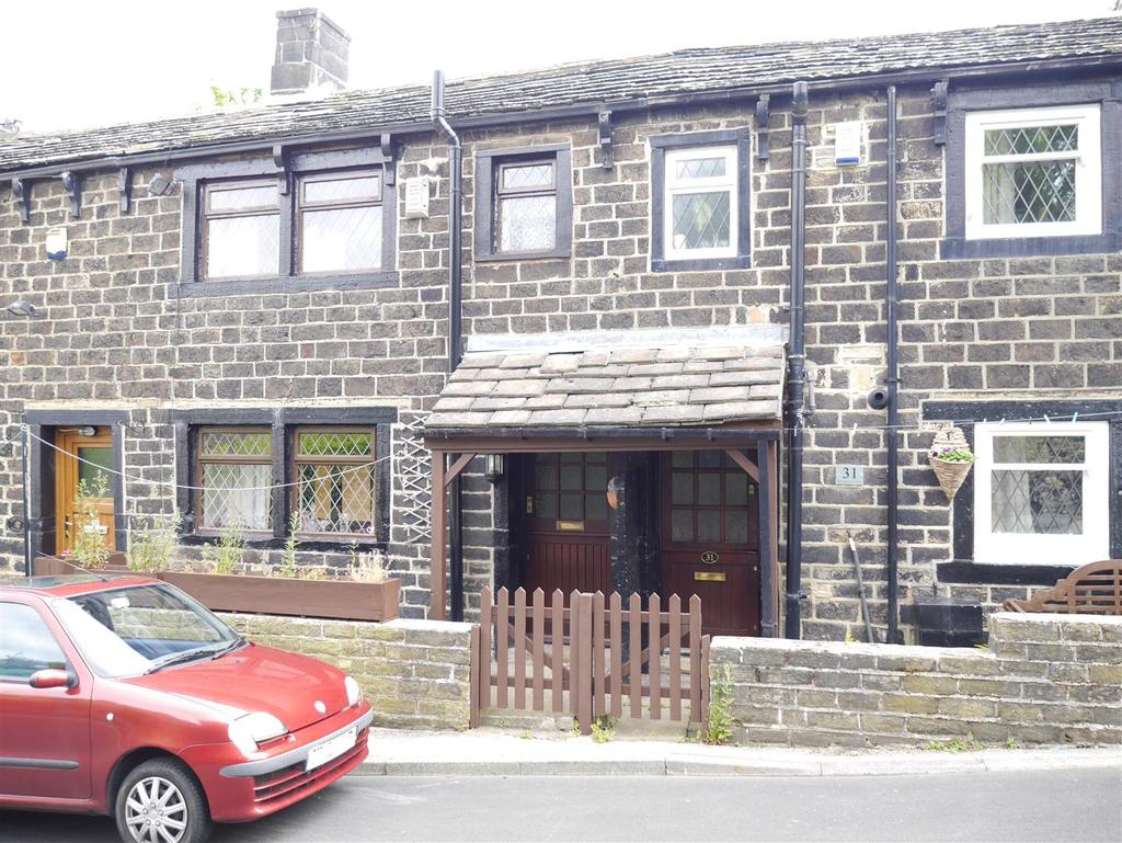 2 Bedrooms Cottage House for sale in White Lane, Odsal, Bradford, BD6 1AS