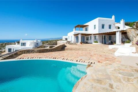 4 bedroom detached house  - Agios Stefanos Villa, Tourlos, Vorina