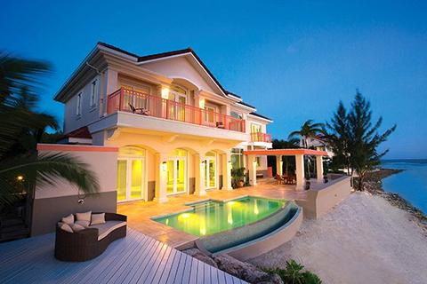 4 bedroom detached house  - Sugar Reef, South Sound, Cayman Islands