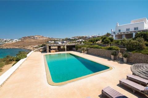 7 bedroom detached house  - Agios Ioannis Beach Villa, Aleomandra, Mykonos Island, Greece