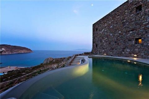 5 bedroom detached house  - Villa Agrari Panorama I, Agrari, Mykonos Island