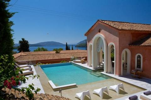 5 bedroom detached house  - Villa Venezia, Perigiali, Lefkada, Ionian Sea, Greece