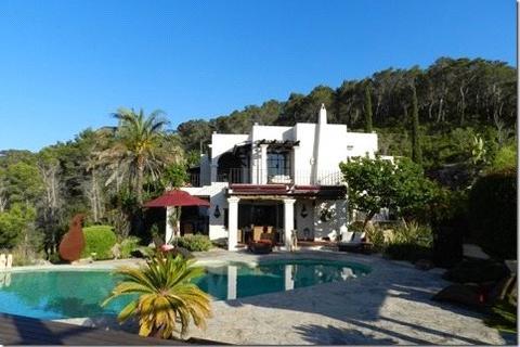 5 bedroom house  - Villa Es Figueral, Cala Salada, Ibiza, Spain