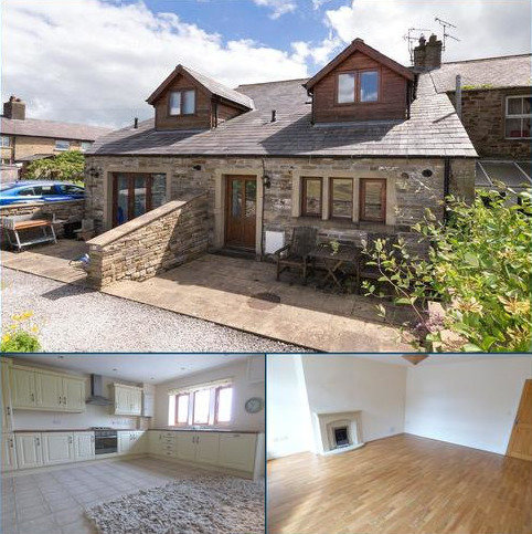 3 bedroom terraced house for sale - The Old Cottage, Pendle View, Hellifield, Skipton