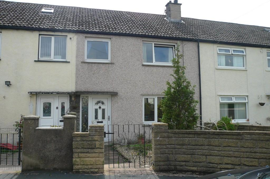 3 Bedrooms Terraced House for sale in Montreal Close, Cleator Moor, Cumbria