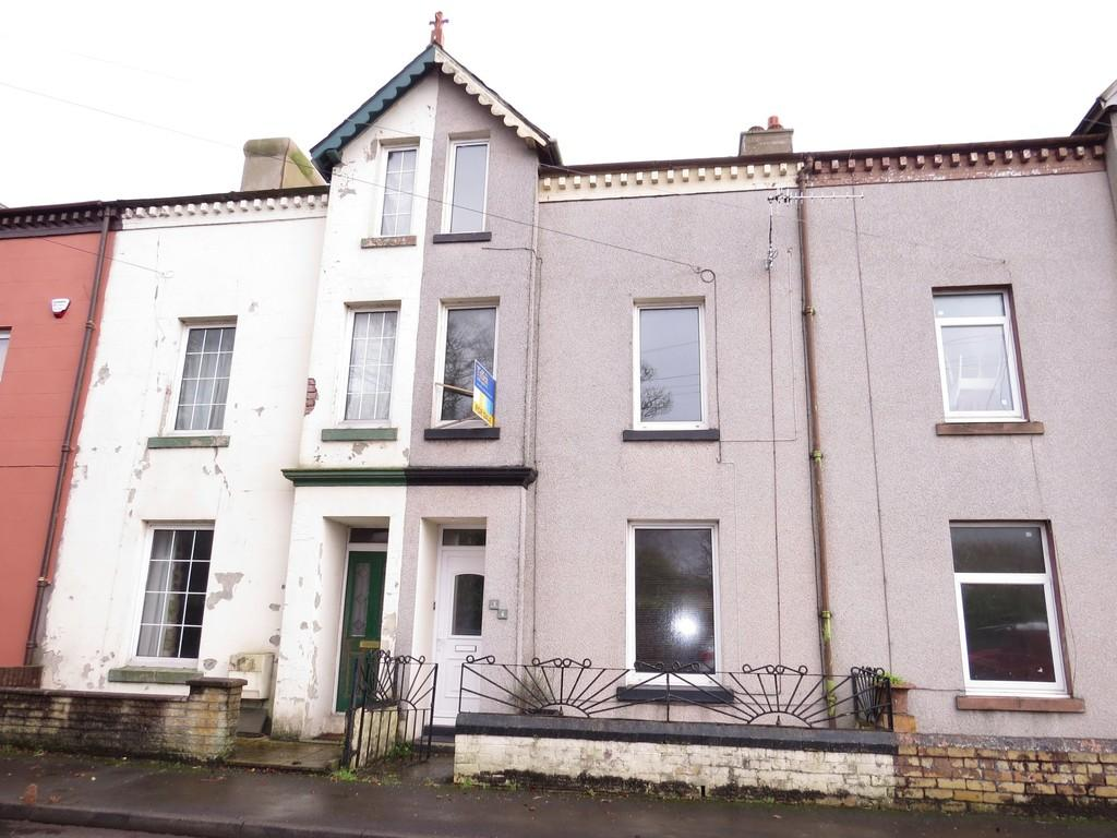 3 Bedrooms Terraced House for sale in Crossfield Road, Cleator Moor, Cumbria
