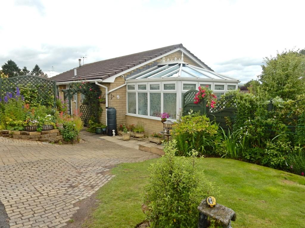 2 Bedrooms Detached Bungalow for sale in Scaur Close, Lazonby