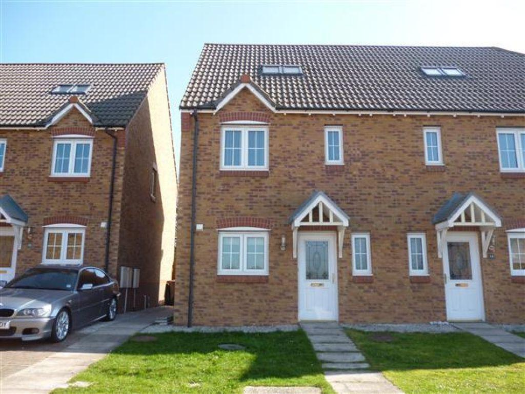 4 Bedrooms Semi Detached House for sale in Station Close, Egremont, Cumbria