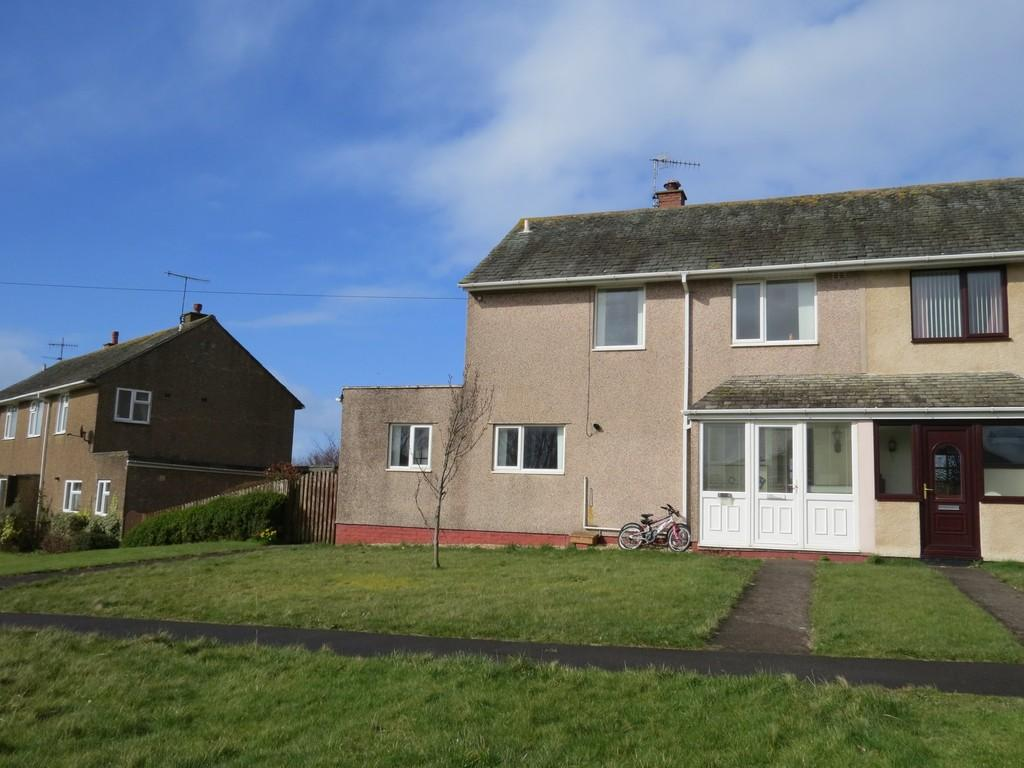 3 Bedrooms Semi Detached House for sale in Gosforth Road, Seascale, Cumbria