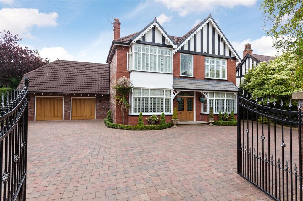 5 Bedrooms Detached House for sale in Hollin Lane, Styal, Wilmslow, Cheshire, SK9