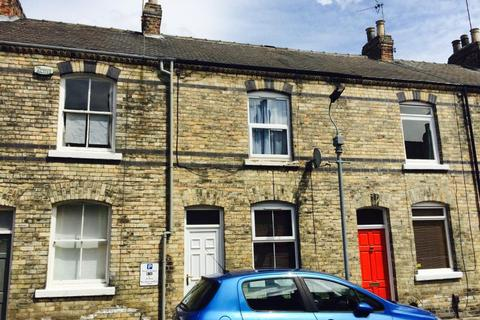 2 bedroom terraced house to rent - LOCKWOOD STREET, YORK CITY CENTRE, YO31 7QY