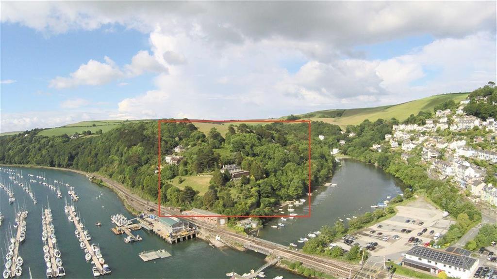 4 Bedrooms Detached House for sale in Hoodown, Kingswear, Dartmouth, Devon, TQ6