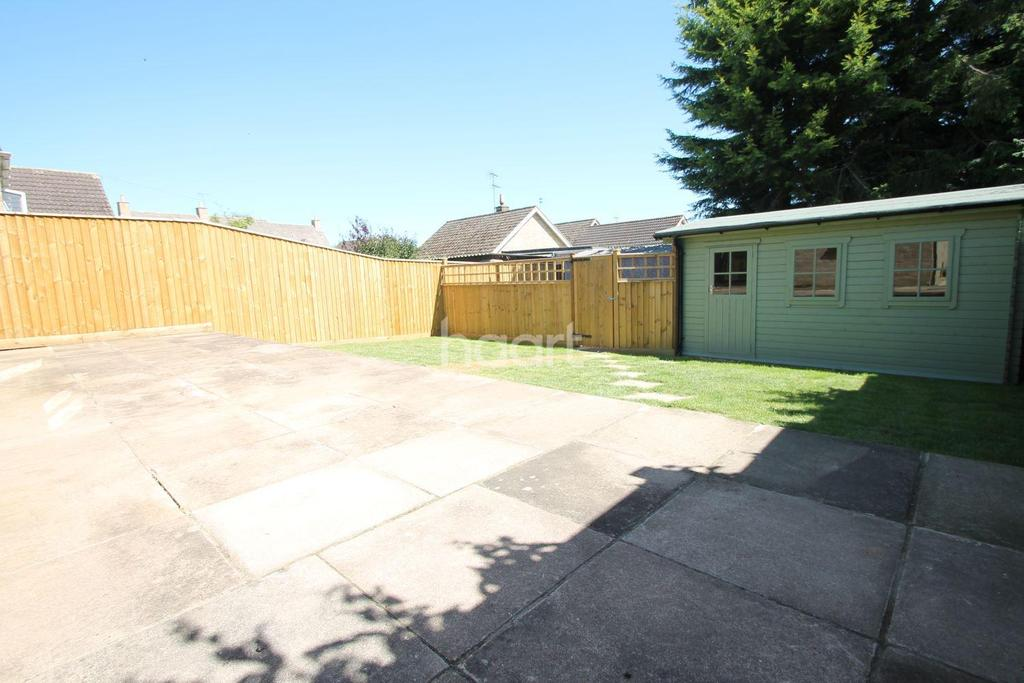 3 Bedrooms Detached House for sale in Wood Road, Kings Cliffe, Peterborough