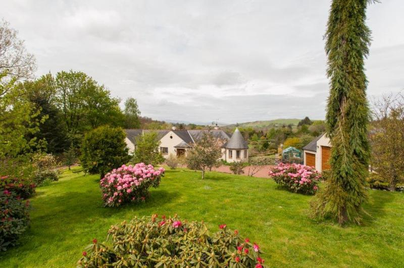 3 Bedrooms Detached House for sale in Dalarran, Ladys Well Hill, Balmaclellan, Castle Douglas, DG7