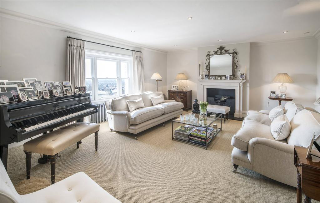3 Bedrooms Flat for sale in Cottenham Park Road, Wimbledon, London, SW20
