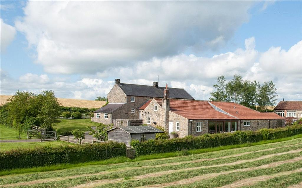 5 Bedrooms Detached House for sale in Aldfield, Near Ripon, North Yorkshire, HG4