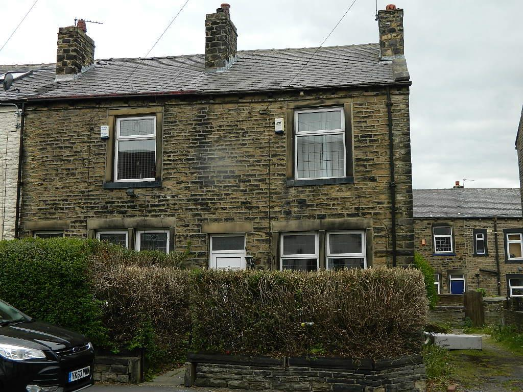 2 Bedrooms End Of Terrace House for sale in Woodhall Road, Thornbury, Bradford, BD3 7BT