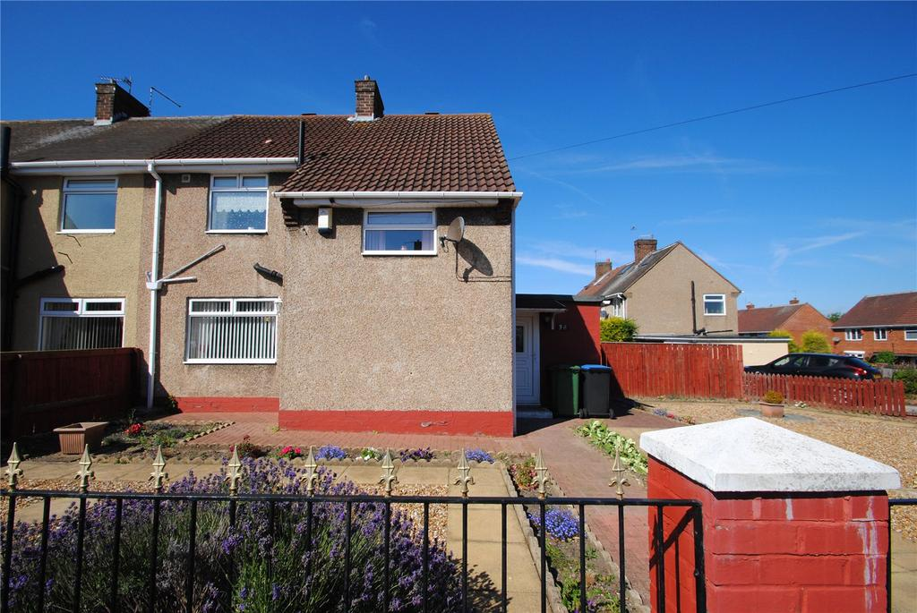 2 Bedrooms Semi Detached House for sale in Windsor Road, Seaham, Co. Durham, SR7