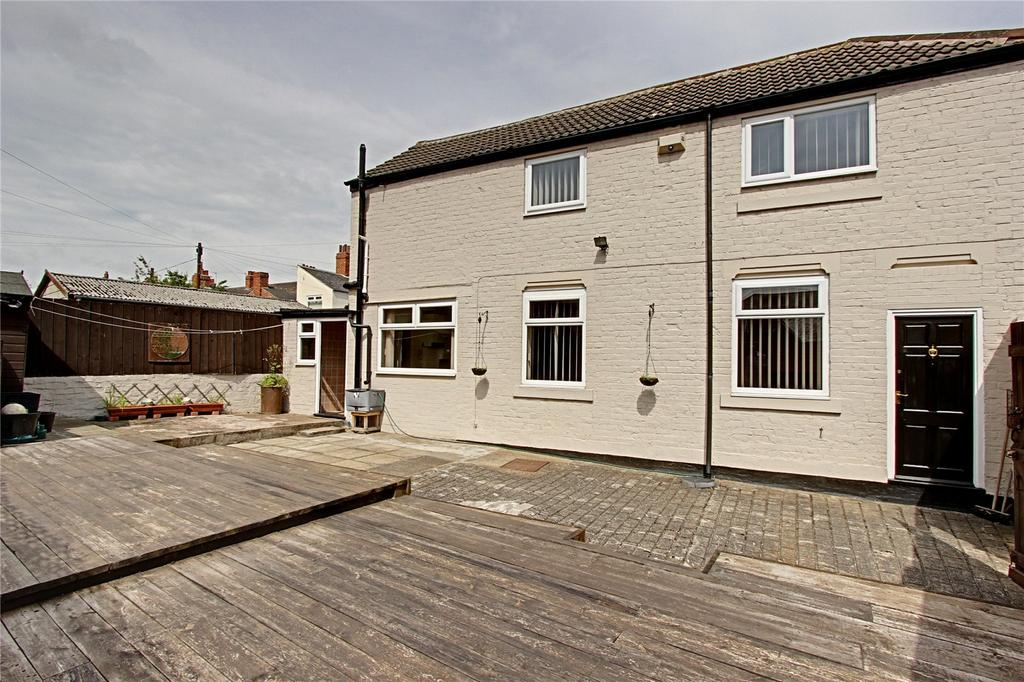 2 Bedrooms Detached House for sale in Oxford Road, Linthorpe