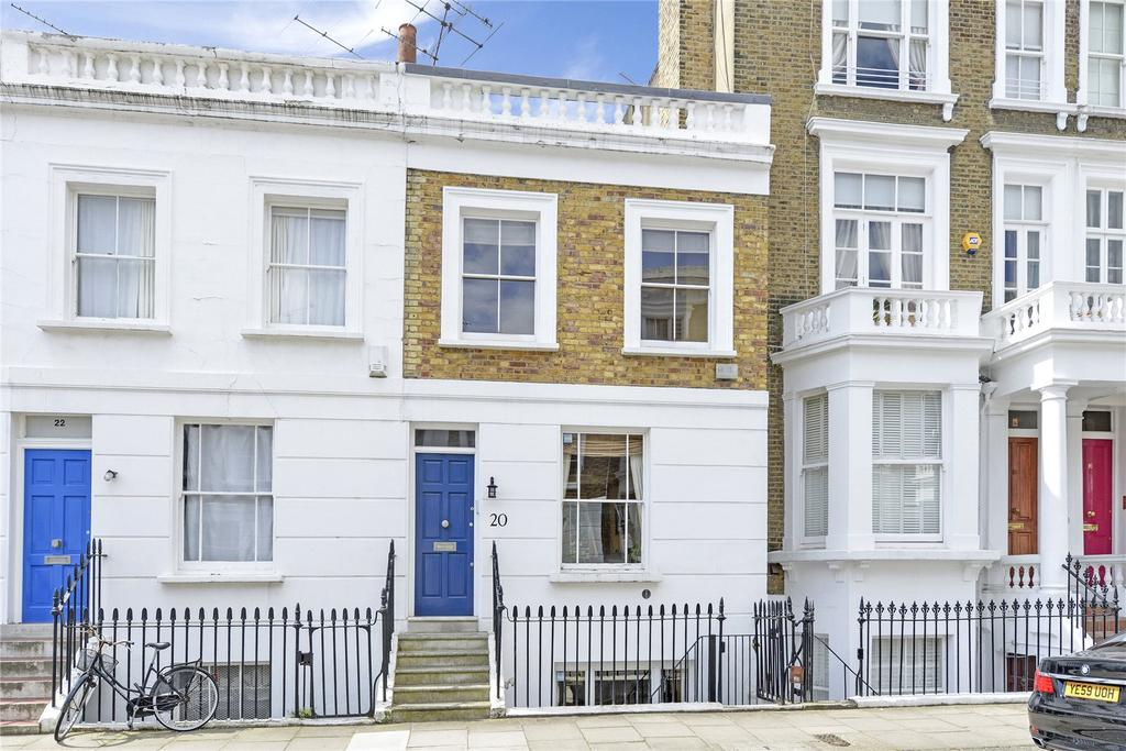 3 Bedrooms House for sale in Bramerton Street, Chelsea, London