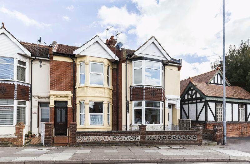 1 Bedroom Block Of Apartments Flat for sale in Eastney Road, Southsea