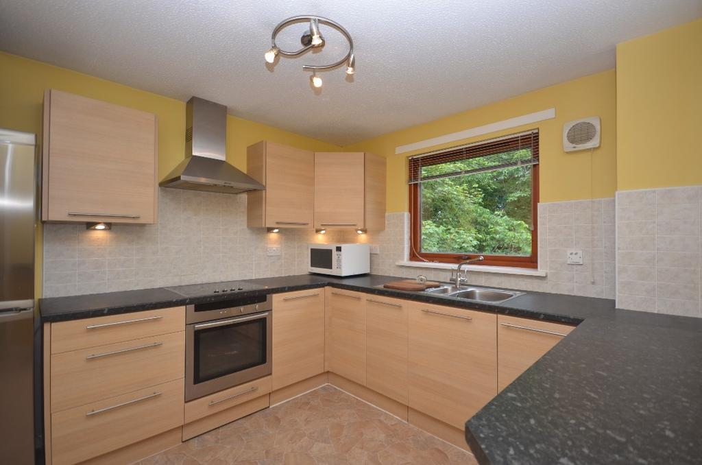 Kirn Street, Flat 5, Maryhill, Glasgow 2 bed flat - �89,950