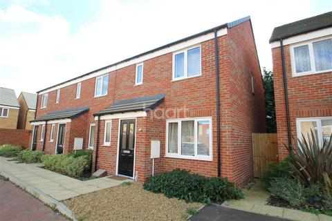 3 bedroom end of terrace house to rent - Saxonbury Way