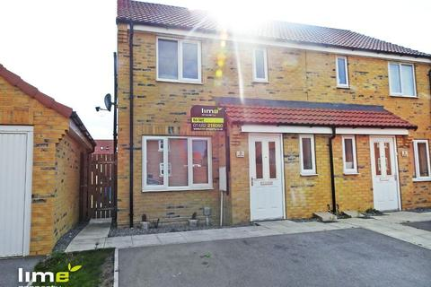 3 bedroom semi-detached house to rent - Stable Way, Kingswood, Hull, HU7 3FA