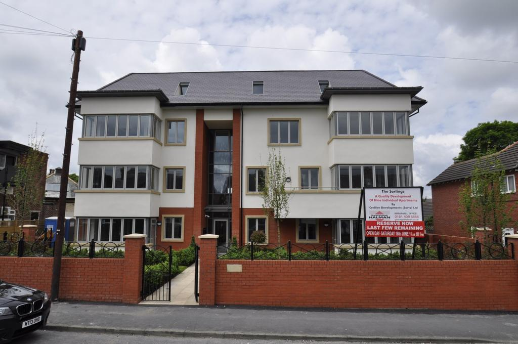 2 Bedrooms Apartment Flat for sale in The Sortings, Maple Road, Bramhall