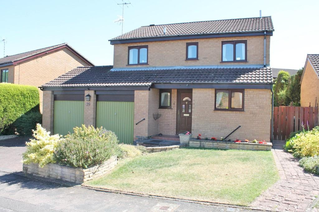 4 Bedrooms Detached House for sale in Brookfield Road, Market Harborough