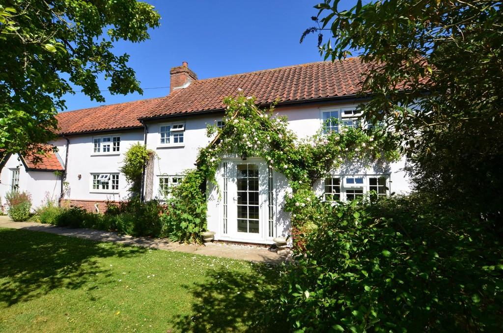 4 Bedrooms Detached House for sale in Mill Lane, Witnesham